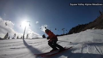 Ski season begins at Squaw Valley Alpine Meadows