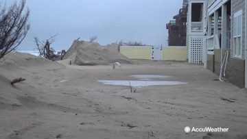 The Outer Banks prepares for yet another storm