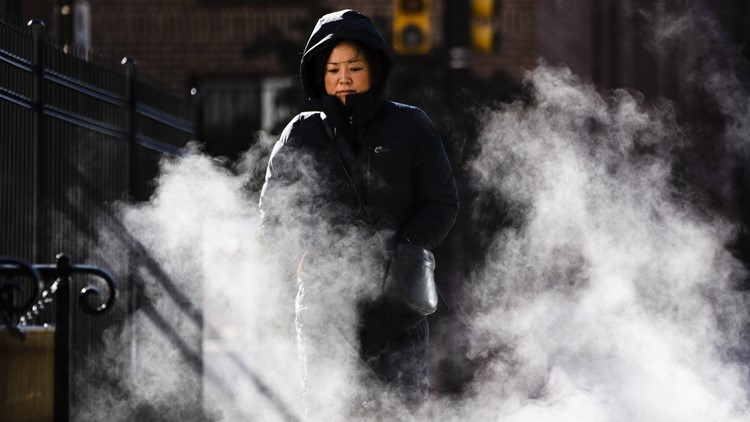 ICYMI: Cold shatters century-old records, snow creates travel chaos as fires, floods turn catastrophic across the globe