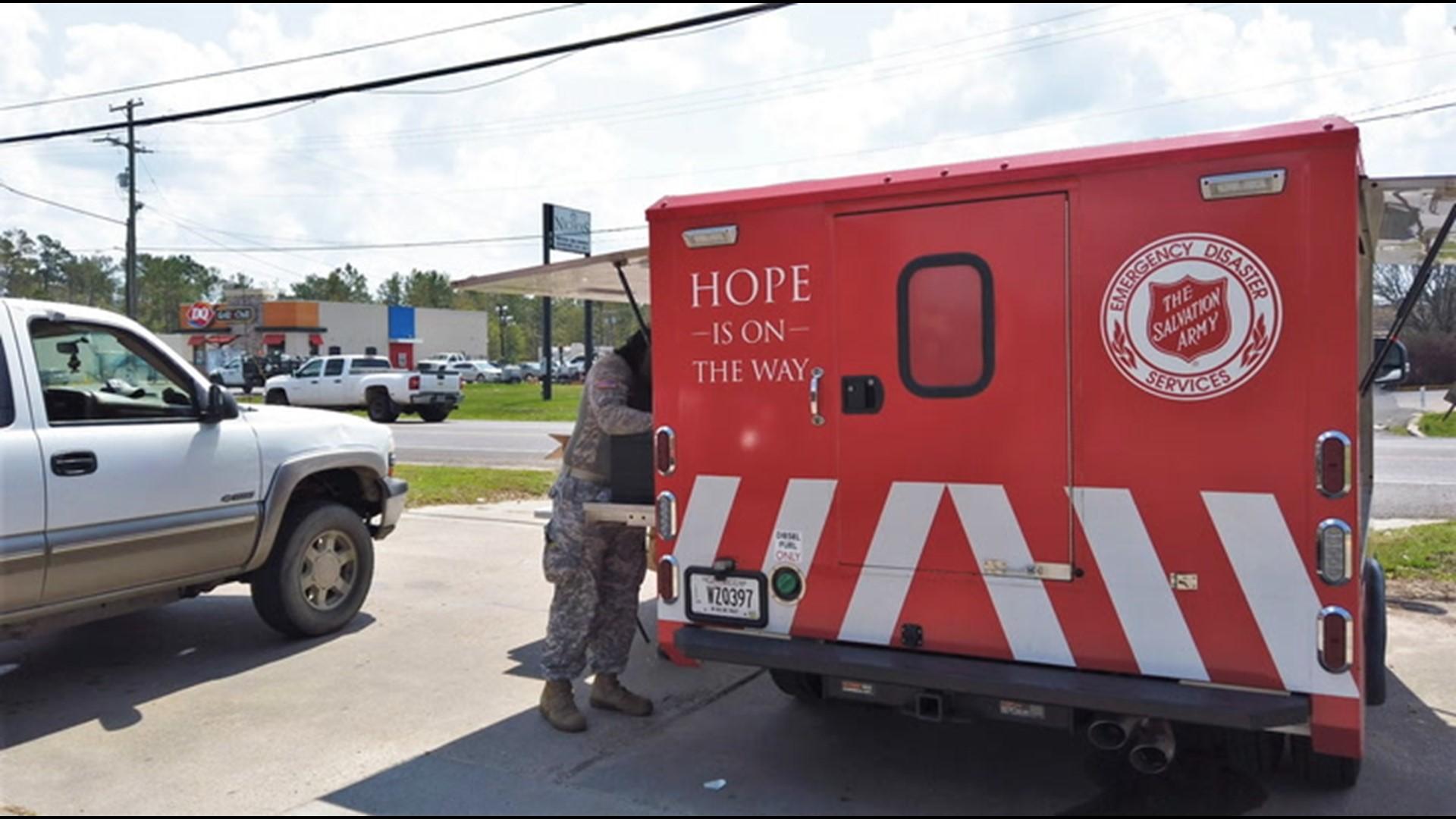 salvation army food bank spokane washington