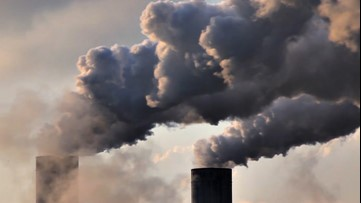 America's air not clearing as rapidly as Europe and Asia
