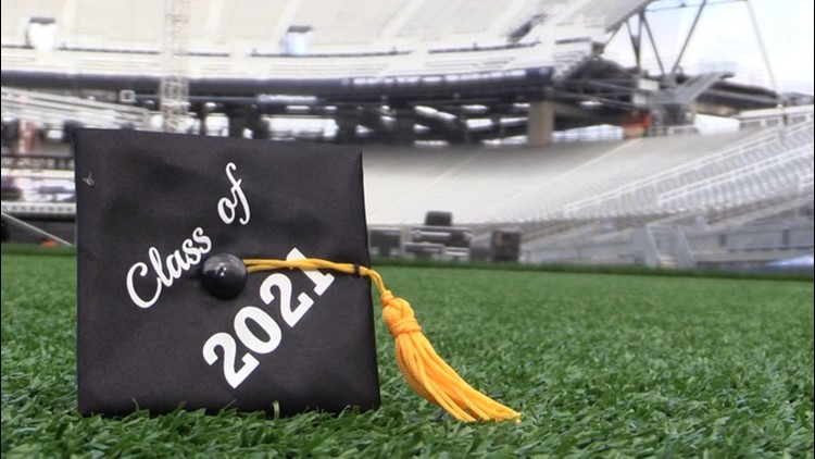 COVID-19 once again impacts graduation ceremonies