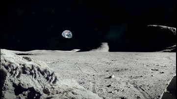NASA's New Astronaut Hires Will Explore The Moon's Mysterious Craters