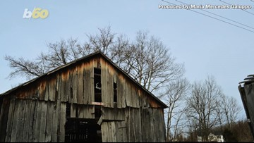The 'Farmhouse Chic' Trend May Have Inspired Wood Burglaries from Barns