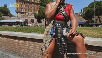Rome Doesn't Want Gladiators or Drunk Tourists Anymore