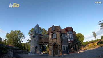 Design Magic! Massive Playhouse Is a Harry Potter Lover's Dream
