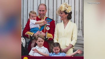 Prince William and Kate Middleton Practiced This Before Prince George's Birth