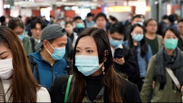CDC says to avoid all non-essential travel to China amid Wuhan coronavirus outbreak