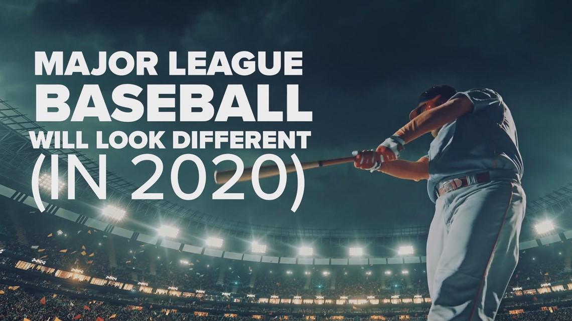 New coronavirus rules for MLB season