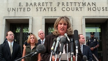 Linda Tripp, who played integral role in Clinton impeachment, has died, reports say