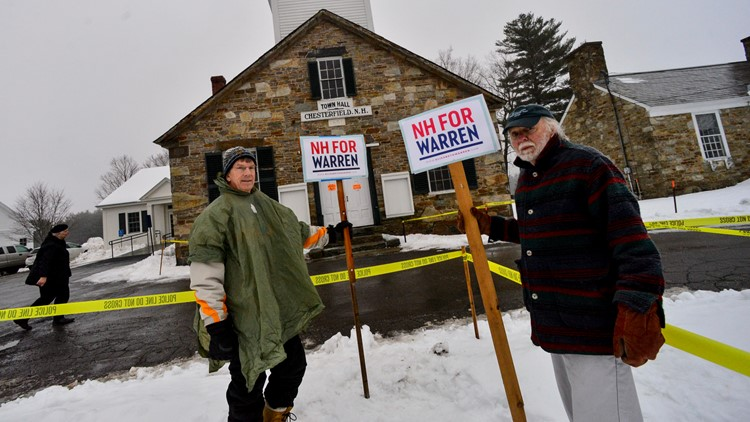 Election 2020 New Hampshire