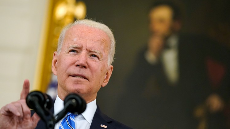 President Biden says federal investments can prolong economic growth