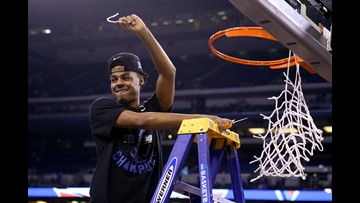 'He was with me now more than ever': Quinn Cook credits dad for never giving up on NBA dream