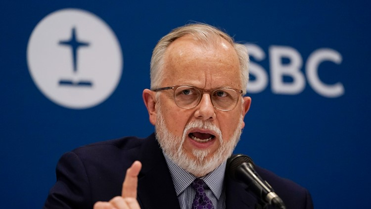 Southern Baptists pick president who worked for racial unity