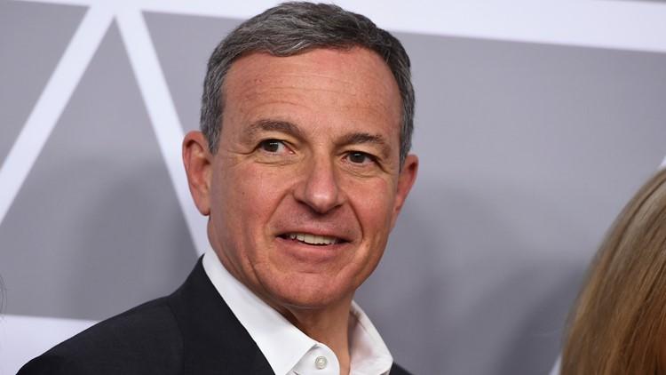 Disney CEO Bob Iger steps down, Bob Chapek named new head of Walt Disney Co.