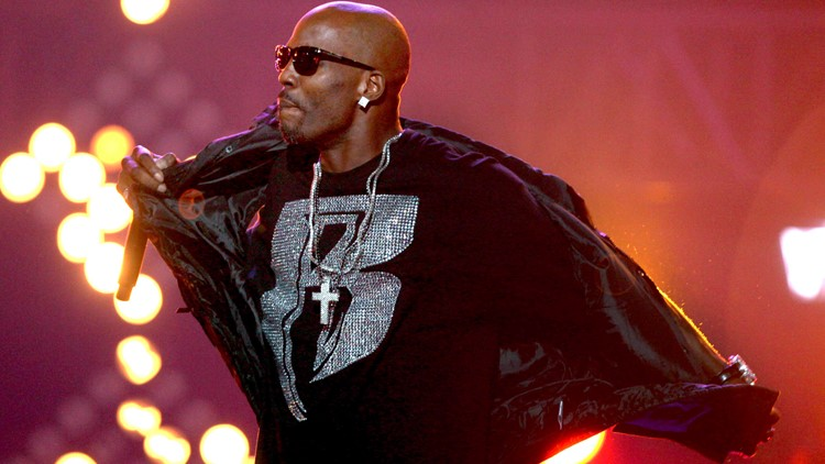 Rapper-actor DMX, known for iconic hip-hop songs, dead at 50
