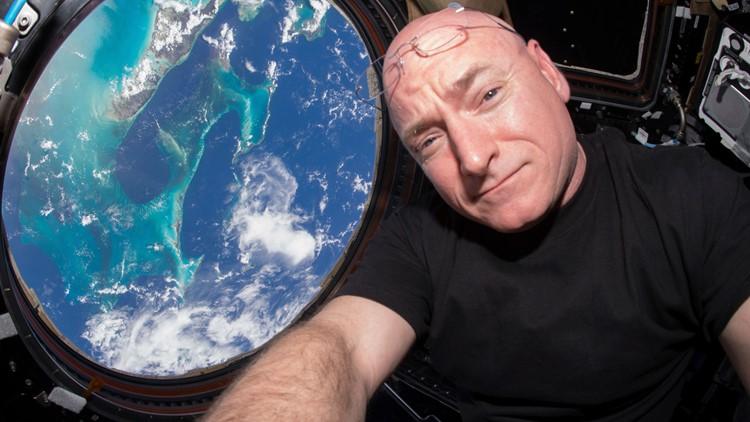 Scott Kelly astronaut July 2015