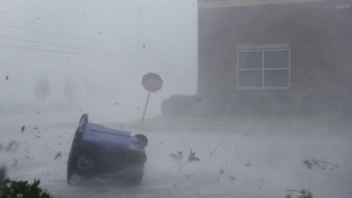Nature's balance: How hurricanes help to keep Earth's global