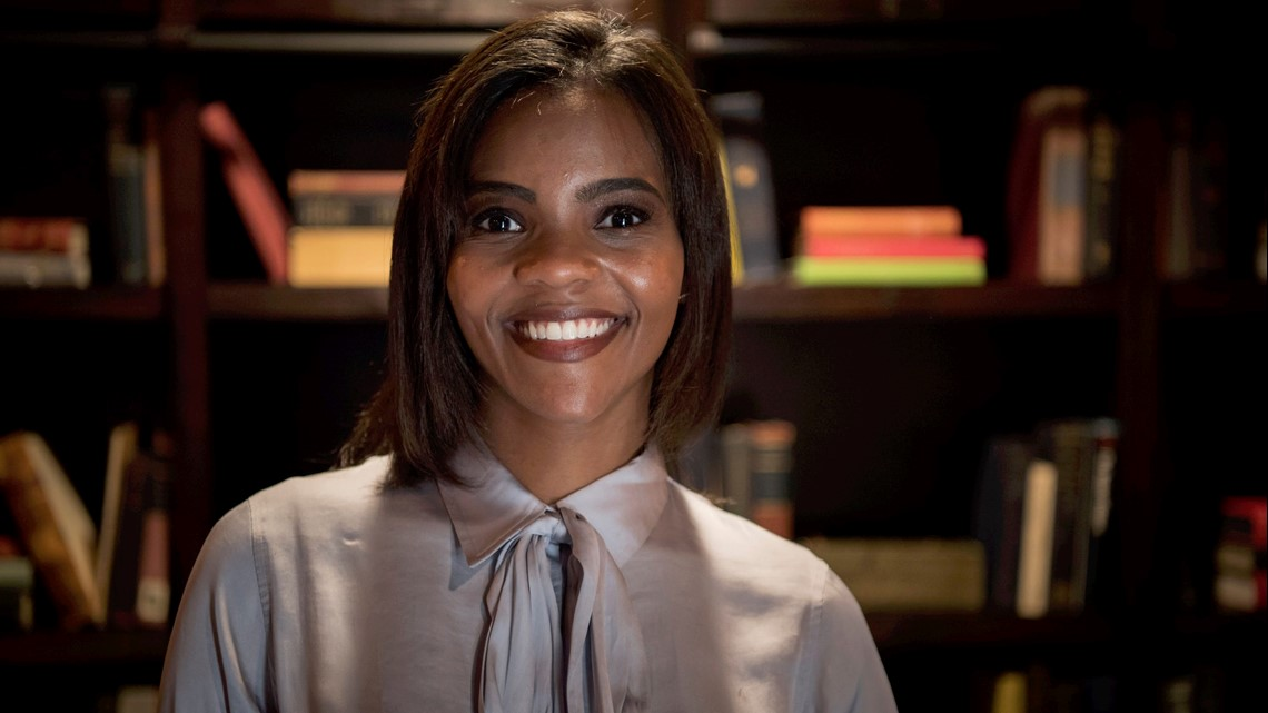 Candace Owens Rapid Rise Defending 2 Of Americas Most Complicated Men Trump And -5792