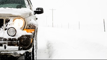 How to prepare your car for storage before winter hits