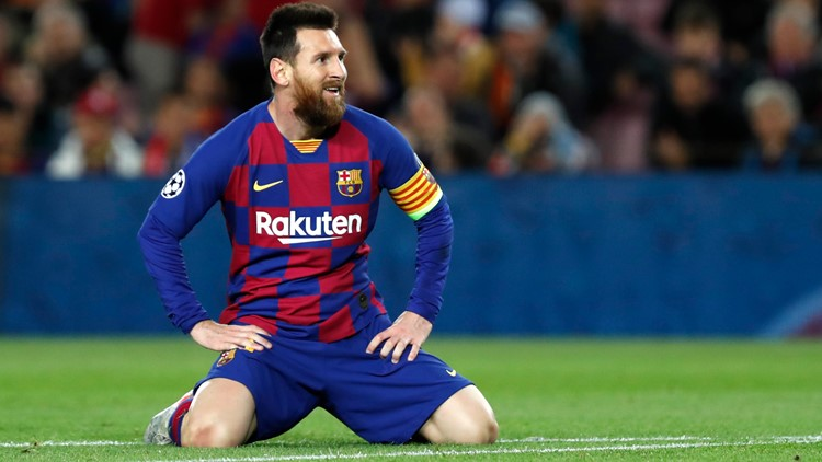 Barcelona says Messi will not stay with the club