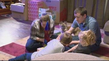 Oregon family who lost life savings will have a home in time for Christmas