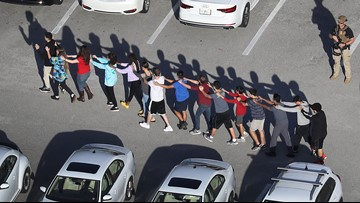 There were more than 330 mass shootings in the U.S. in 2018