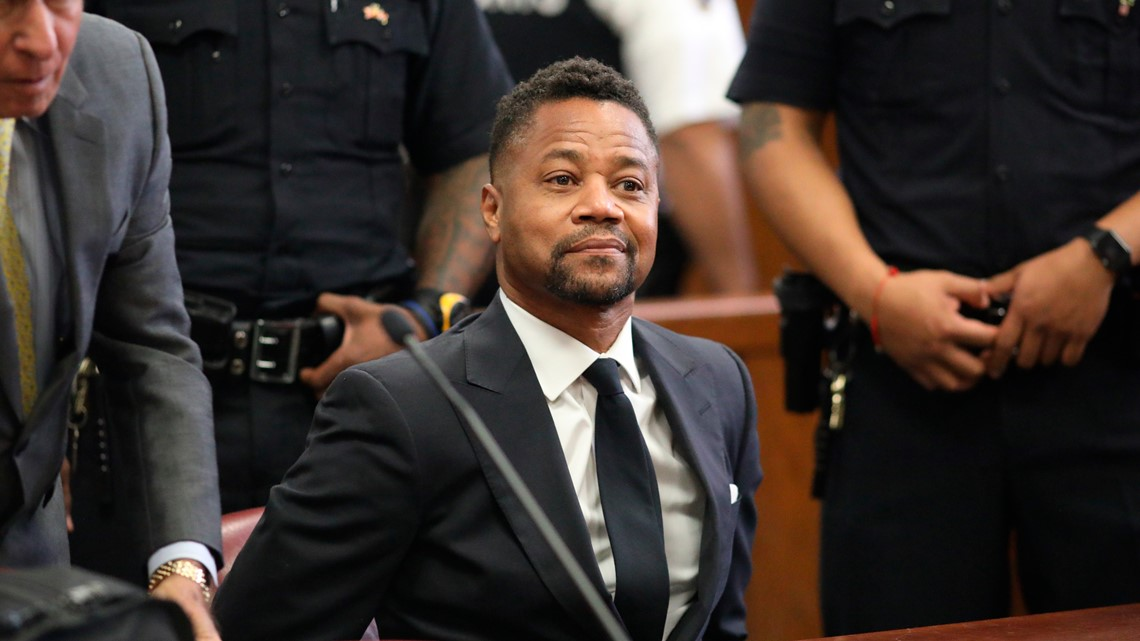Cuba Gooding Jr. faces new sexual misconduct charges