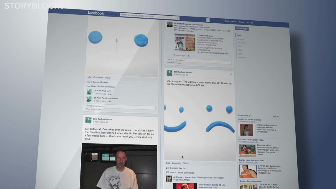 How to change your data-sharing settings on Facebook