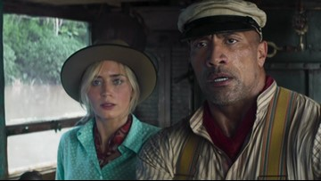 Disney debuts first trailer for 'Jungle Cruise' movie