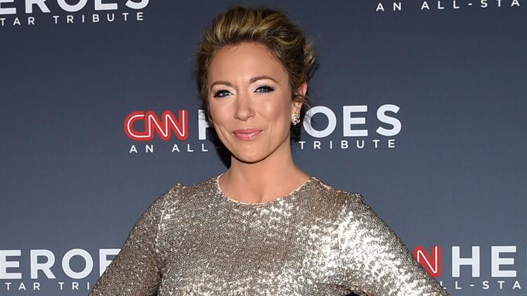 CNN news anchor Brooke Baldwin 2017 AP