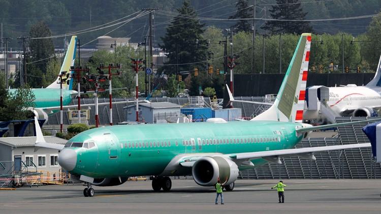 Boeing Plane-Southwest Pilots