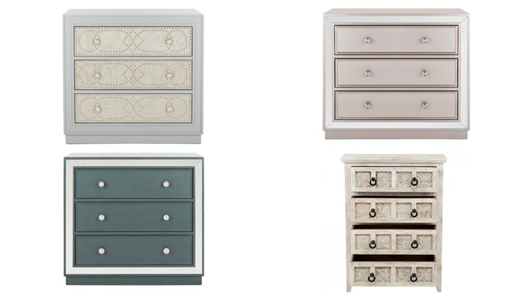 Chests of drawers recall