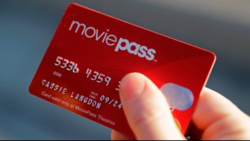 MoviePass revives 'unlimited' $9.95 plan, but there's a catch