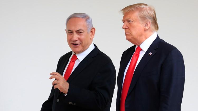 Israel Trump Netanyahu