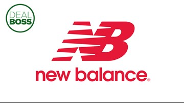 New Balance sneakers are $34.99 today