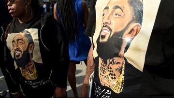 Nipsey Hussle memorial draws thousands in Los Angeles