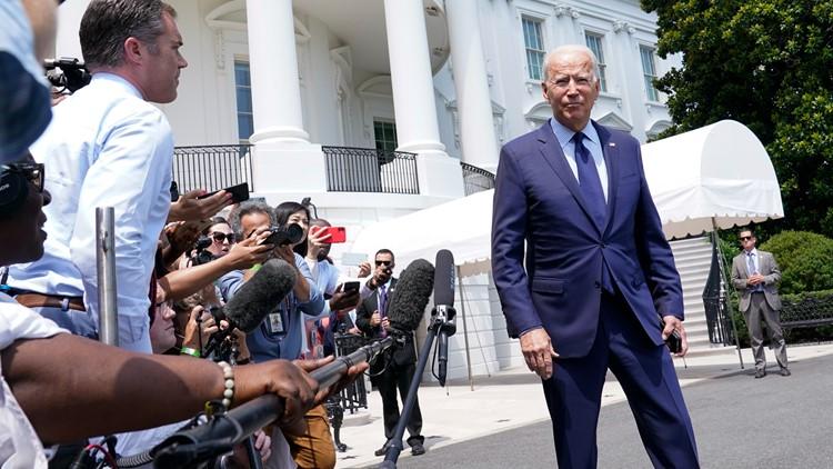 Biden: Social media platforms 'killing people' with misinformation
