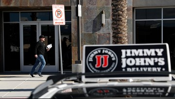 FDA issues warning letter to Jimmy John's for food safety violations