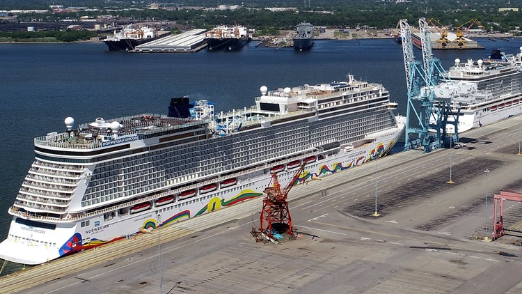 Norwegian Cruise Line to resume trips in Greece, Caribbean