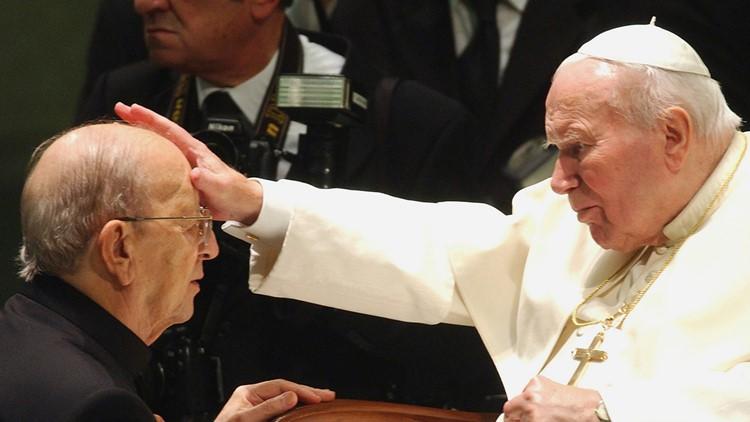 Vatican Legion Abuse
