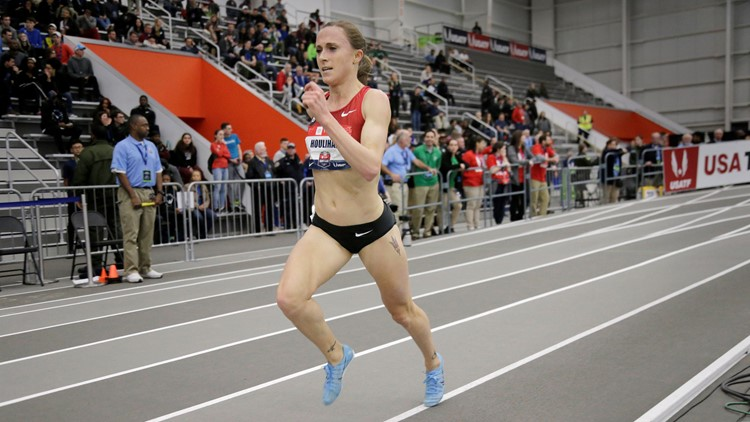 US Track reverses course, removes Shelby Houlihan from Olympic trials