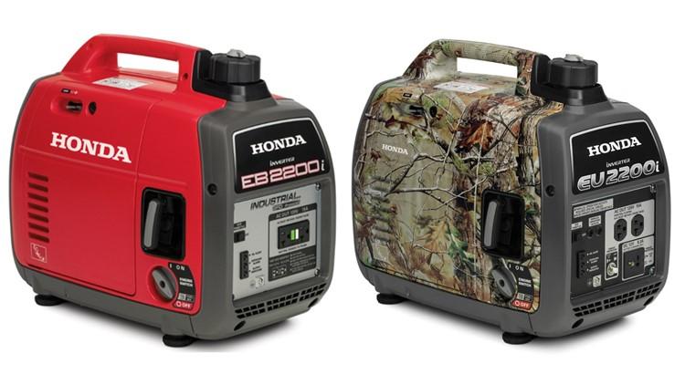 Honda generator recalls