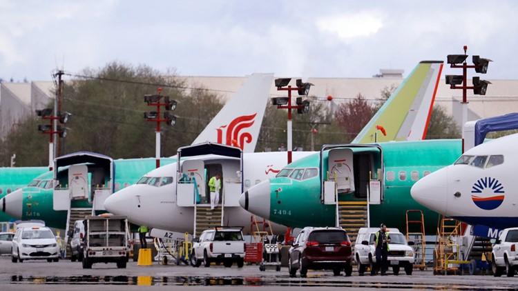 Boeing Plane April 2019 AP file