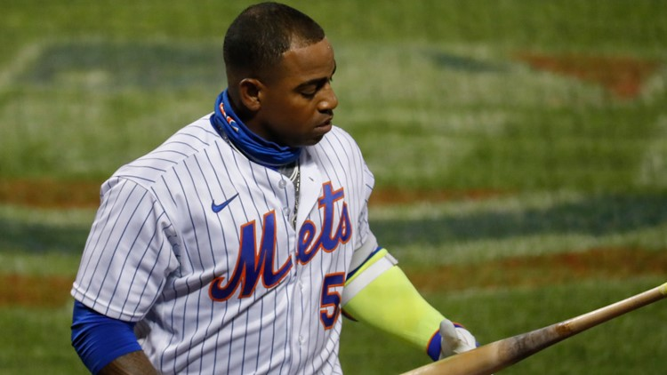 After absent from ballpark for Braves game, Mets' Yoenis Céspedes opts out of season