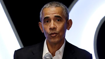 Former President Obama issues statement over George Floyd's death