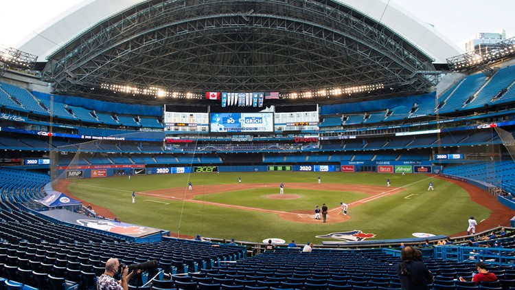 Report: Toronto Blue Jays not allowed to play in Canada amid coronavirus pandemic
