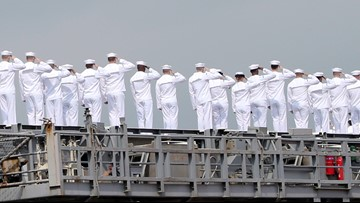 Naval Academy to ban transgender students starting in 2020