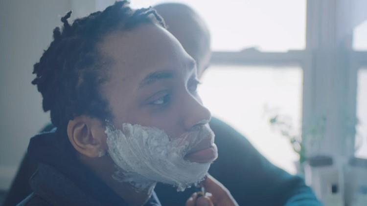 Gillette transgender son shaving ad