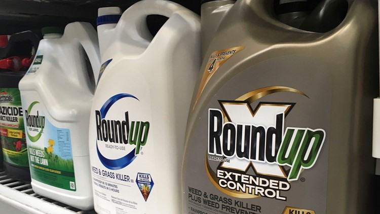 Roundup Weed Killer Cancer AP file photo